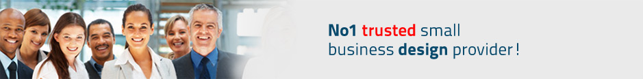 No1 Trusted small business design provider