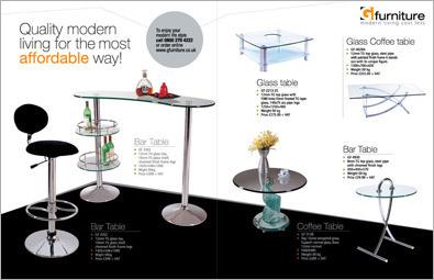 Merveilleux Furniture Company Brochure Design Works