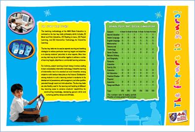 Nursery School Brochure Designs | School Brochure Designs ...
