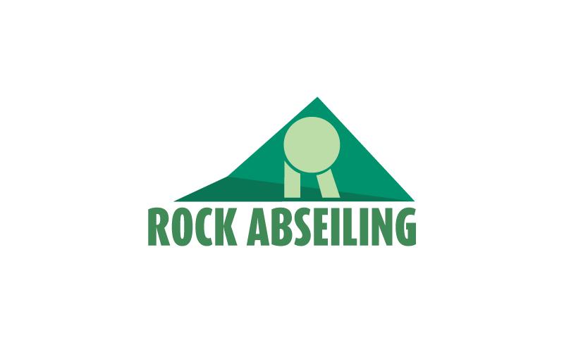 Abseiling Logo Design