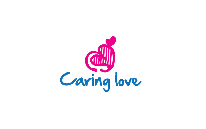 Adoption & Fostering Logo Design