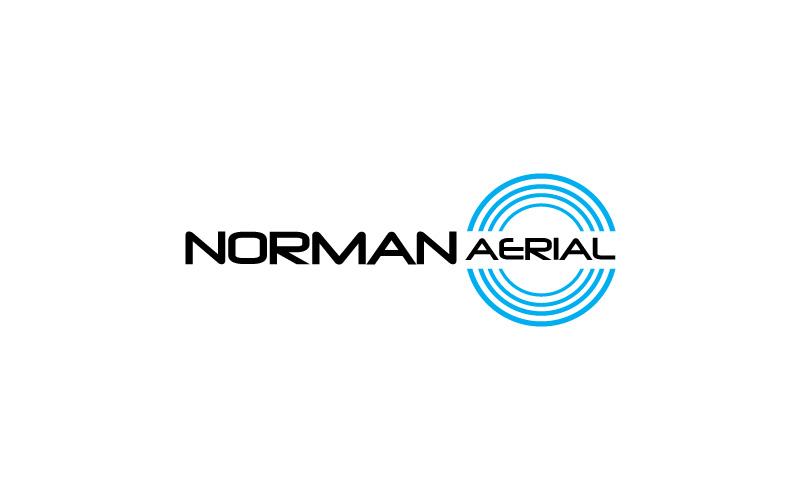 Aerial Sevices Logo Design