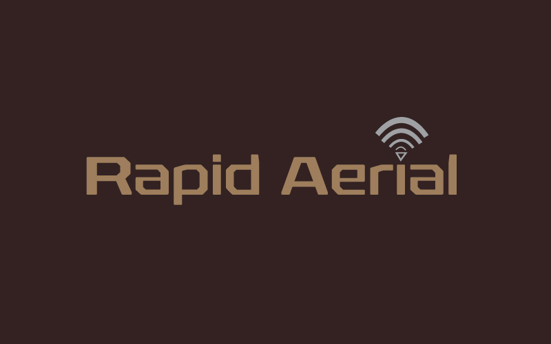 Aerial Supplies Logo Design