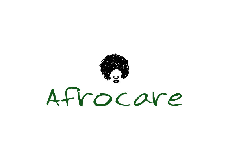 Afro Hair Logo Design