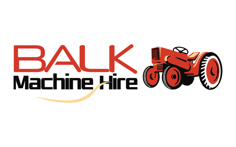 Agricultural Machinery Hire Logo Design