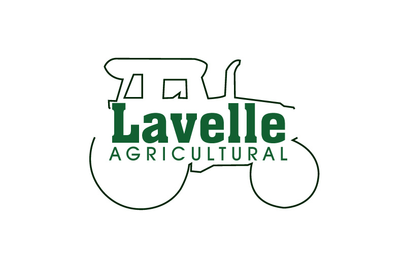 Agricultural Machinery Logo Design