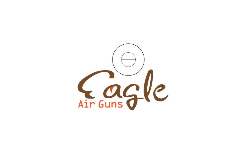 Air Guns Logo Design
