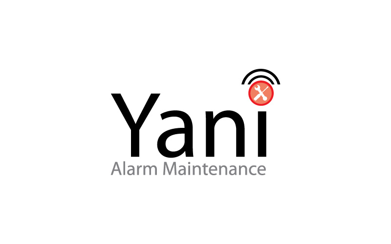 Alarm Maintenance Logo Design