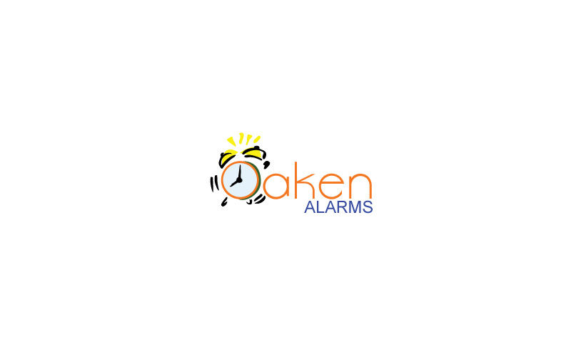 Alarms Logo Design