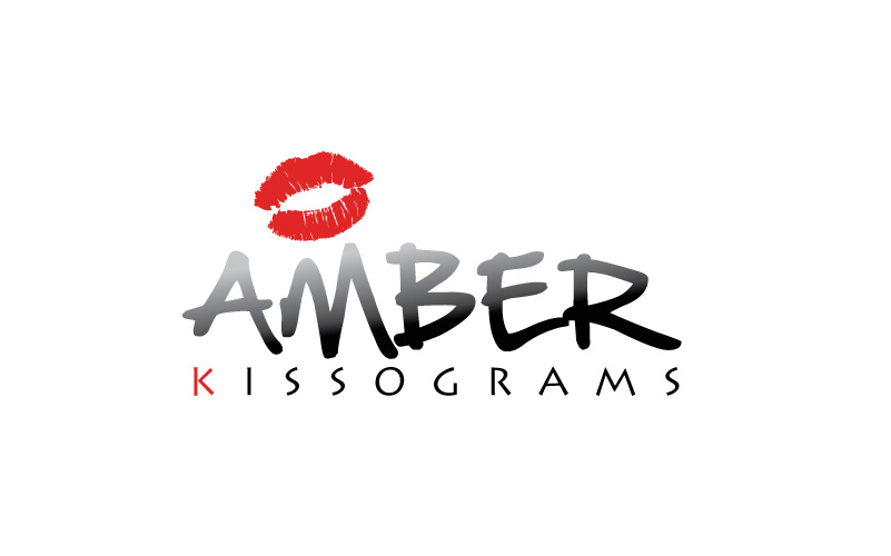 Kissograms Logo Design