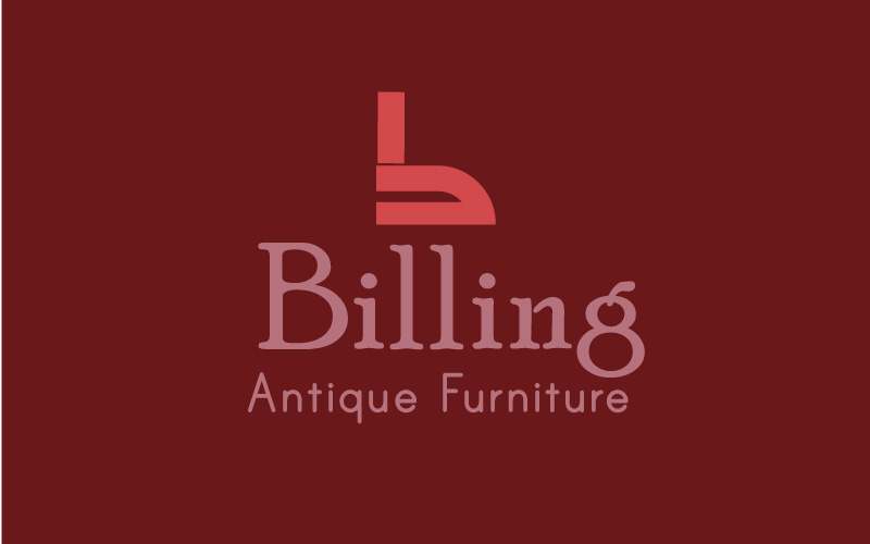 Antique Furniture Logo Design