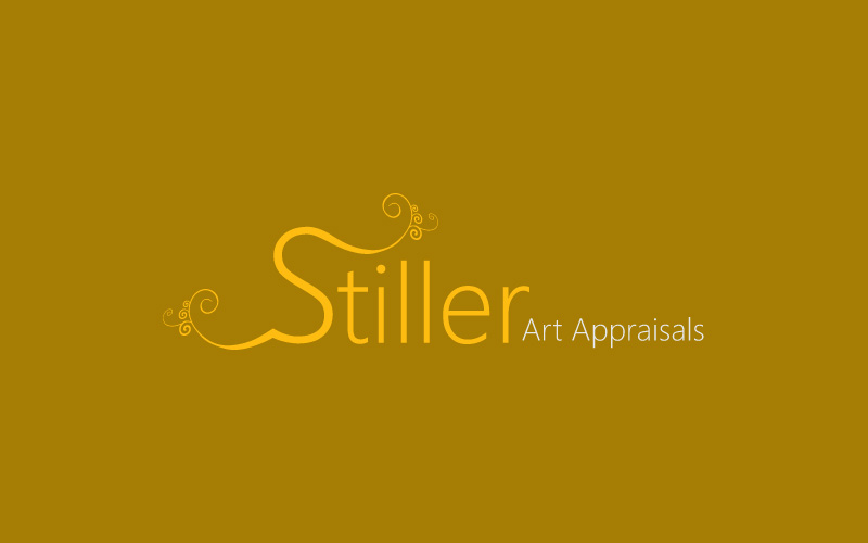 Antique & Art Valuers Logo Design