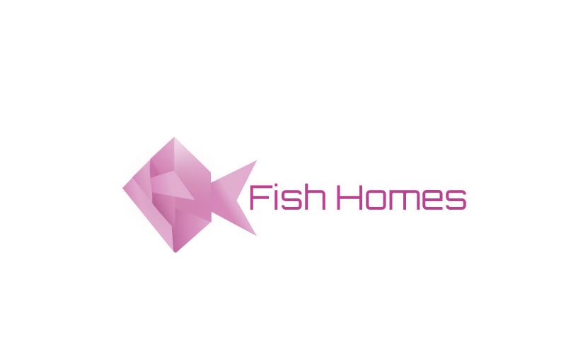 Aquarium Supplies Logo Design