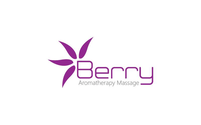 Aromatherapy Massage Logo Design