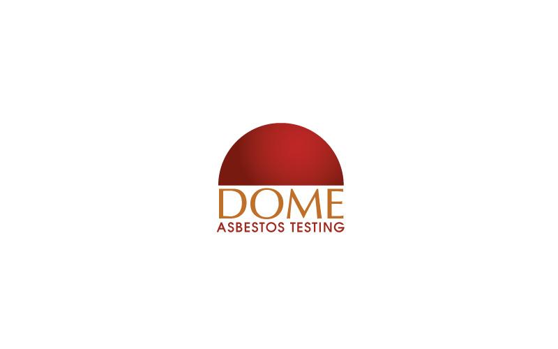Asbestos Testing Logo Design