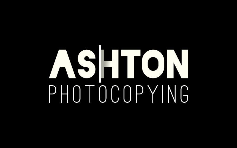 Photocopying Logo Design