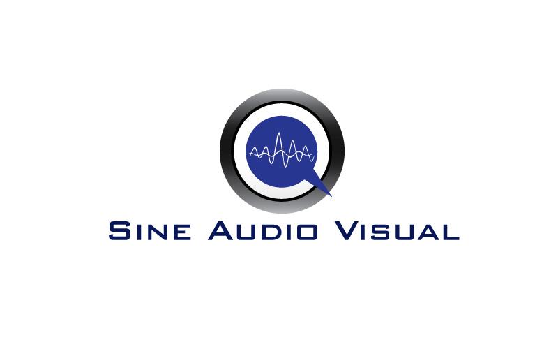 Audio-visual Equipment Logo Design