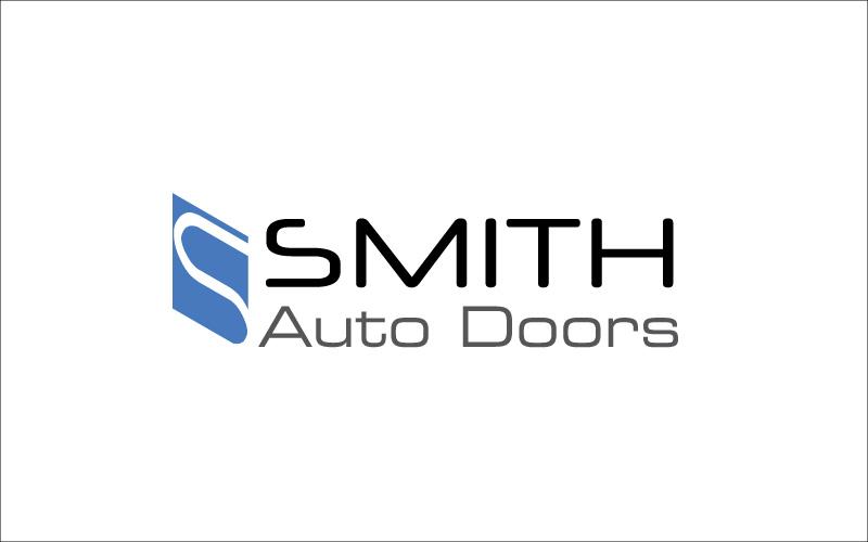 Automatic Door Installers Logo Design