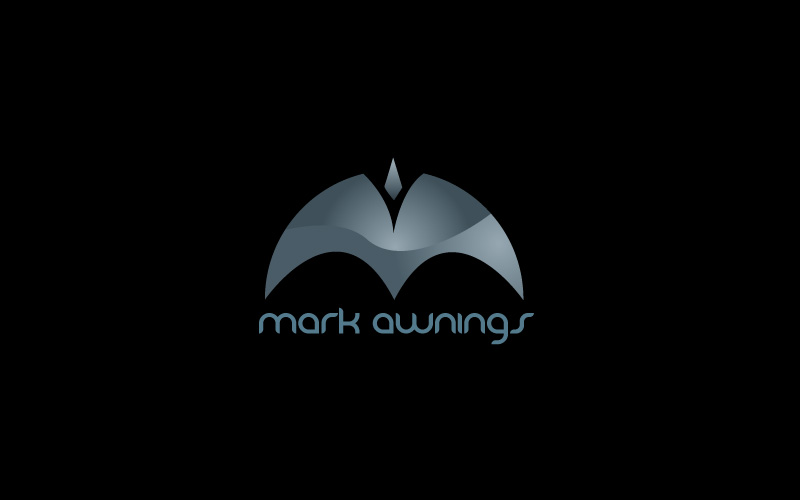 Awnings Logo Design