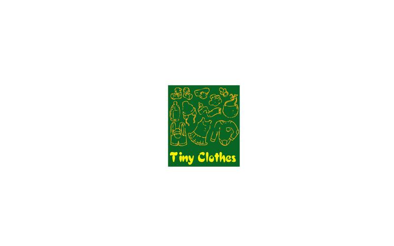 Baby Clothing Shops Logo Design