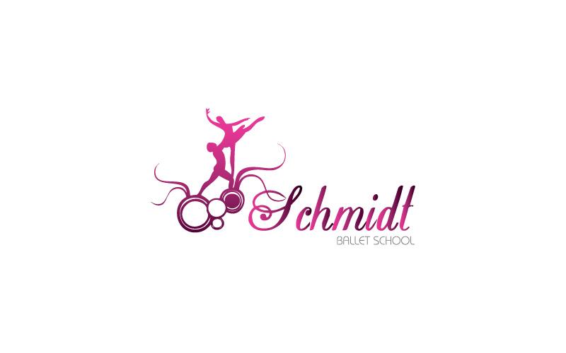 Ballet Schools Logo Design