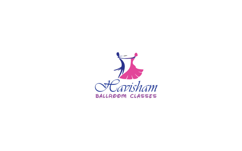 Ballroom Classes Logo Design