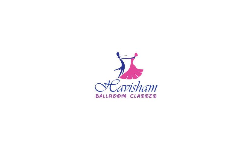 Ballroom Classes Logo Design