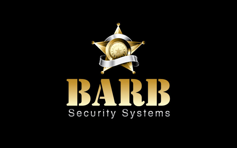 Security Systems Logo Design