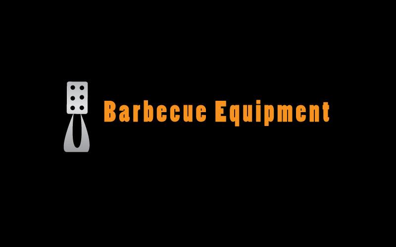 Barbecue Equipment Logo Design