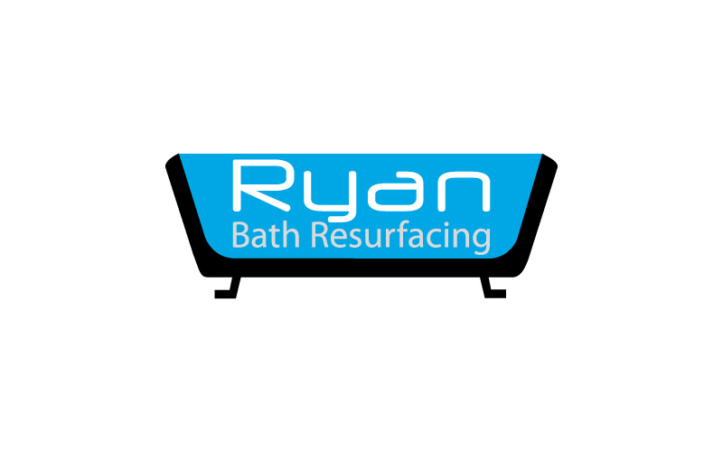 Bath Re-surfacing Logo Design
