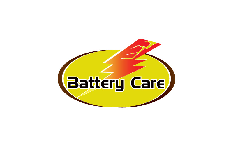 Batteries Logo Design