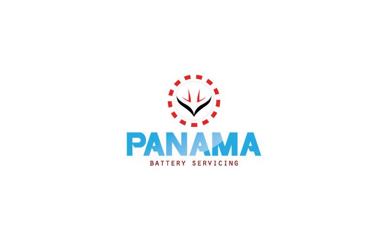 Battery Servicing Logo Design