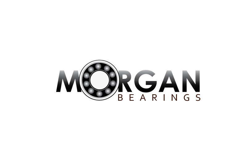 Bearings Logo Design