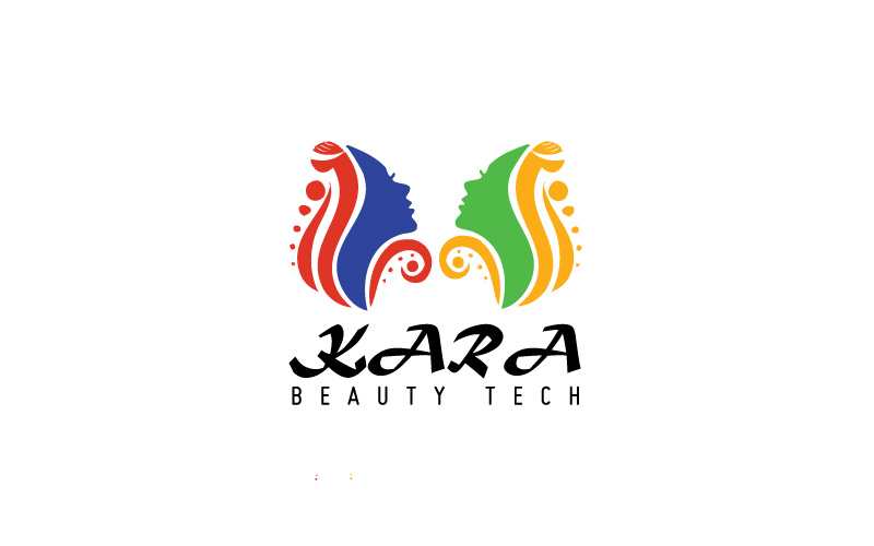 Beauty Salons & Consultants Logo Design
