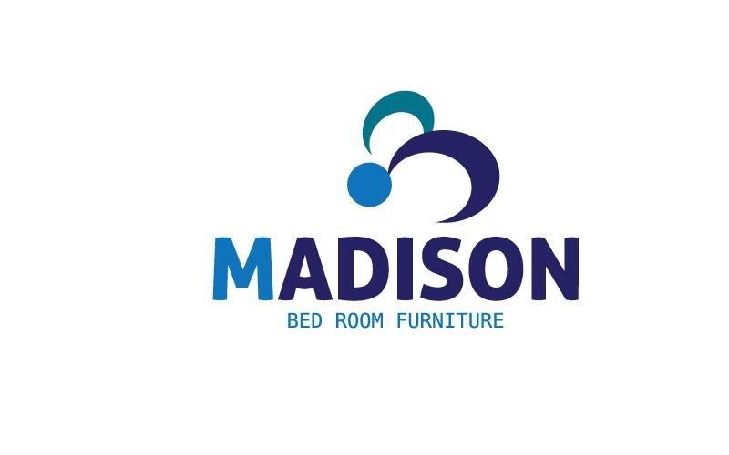 Bedroom Furnitureg Logo Design