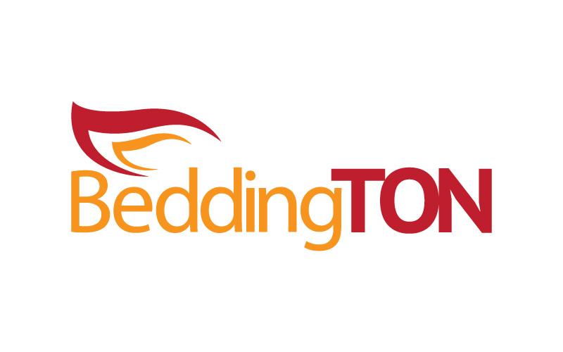 Beds & Bedding Logo Design
