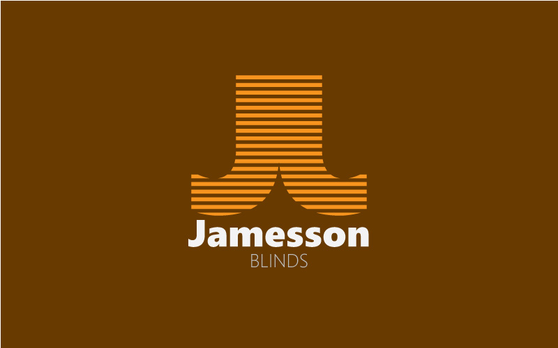 Blinds Logo Design