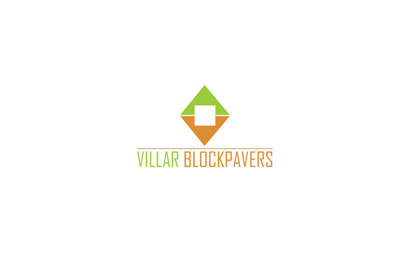 Blockpavers Logo Design