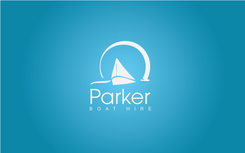 Boat Hire Logo Design