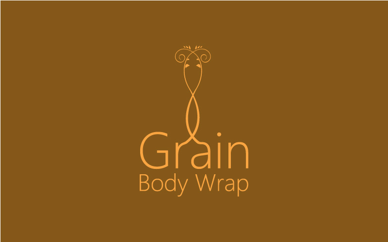 Body Wraps Logo Design