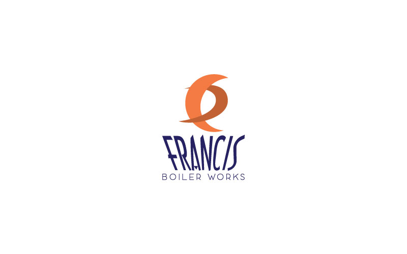 Boiler Cleaning, Servicing & Repair Logo Design