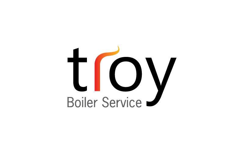 Boiler Service Logo Design