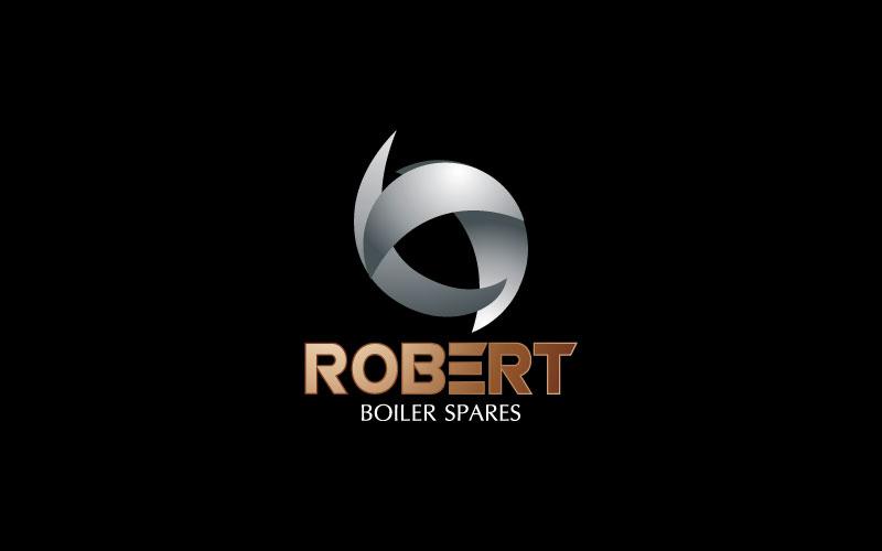 Boiler Spares Logo Design