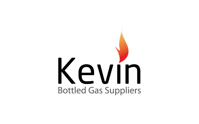 Bottled Gas Suppliers Logo Design