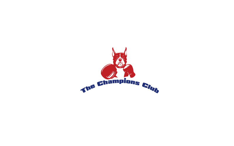 Boxing Clubs Logo Design
