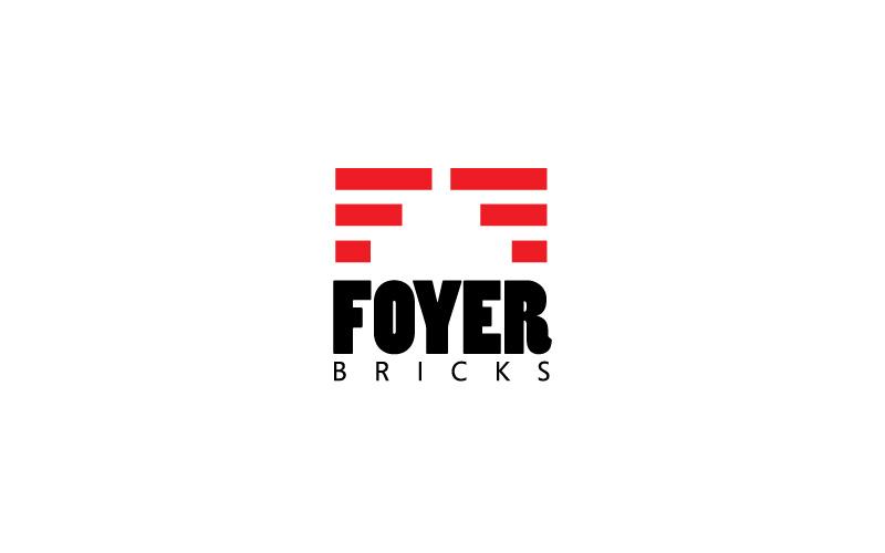 Bricks Logo Design