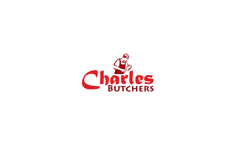 Butchers Logo Design