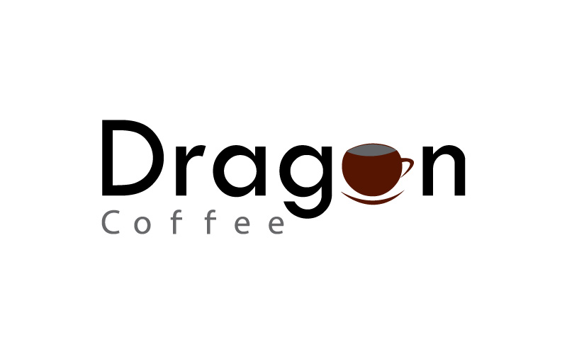 Cafes & Coffee Shops Logo Design