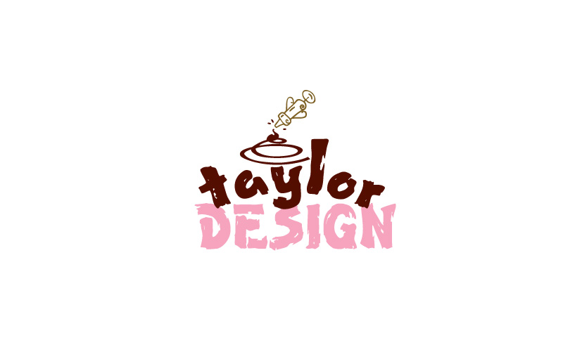 Cake Decorating Equipment Logo Design