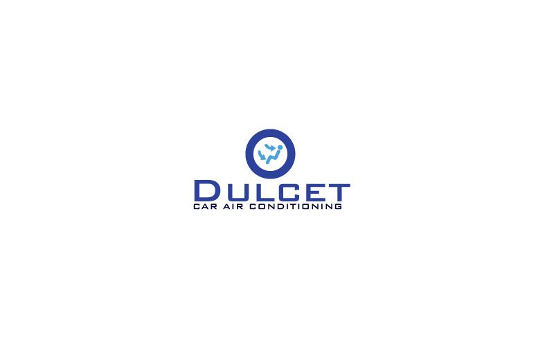 Car Air Conditioning Logo Design
